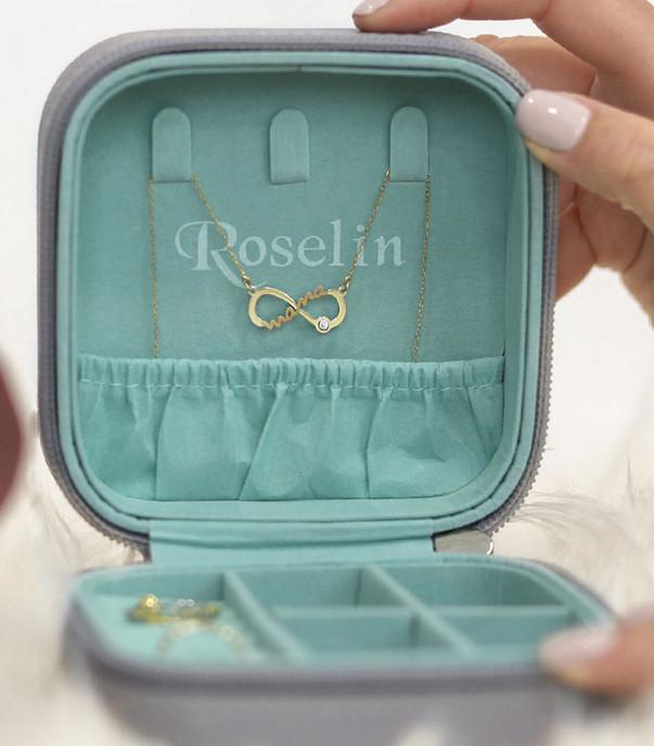 Joyero de regalo por compras superiores a 59€ en Roselin