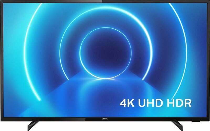 """TV Philips 50"""" 4k smart tv"""