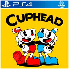CUPHEAD PS4