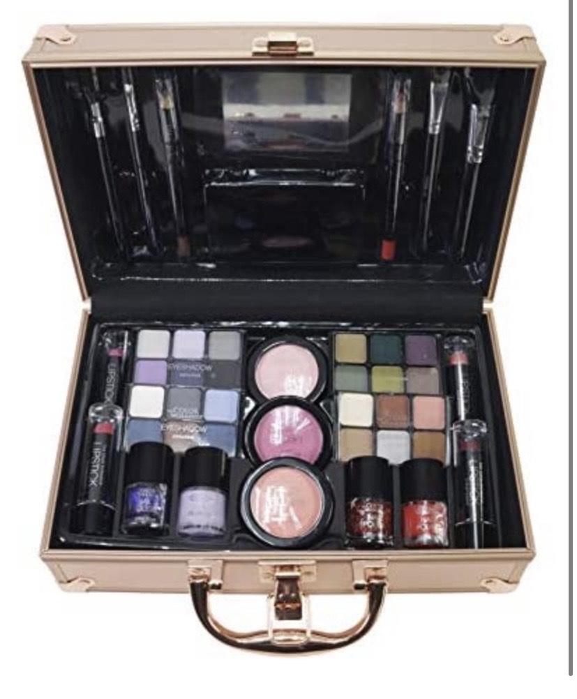 Maletín de maquillaje The Color Workshop Bon Voyage Makeup Case