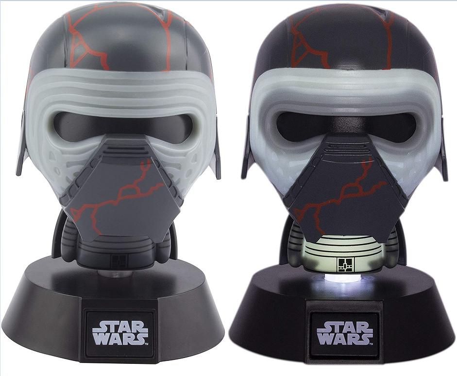 Lamparita Star Wars Icons de Kylo Ren por sólo 10,35€