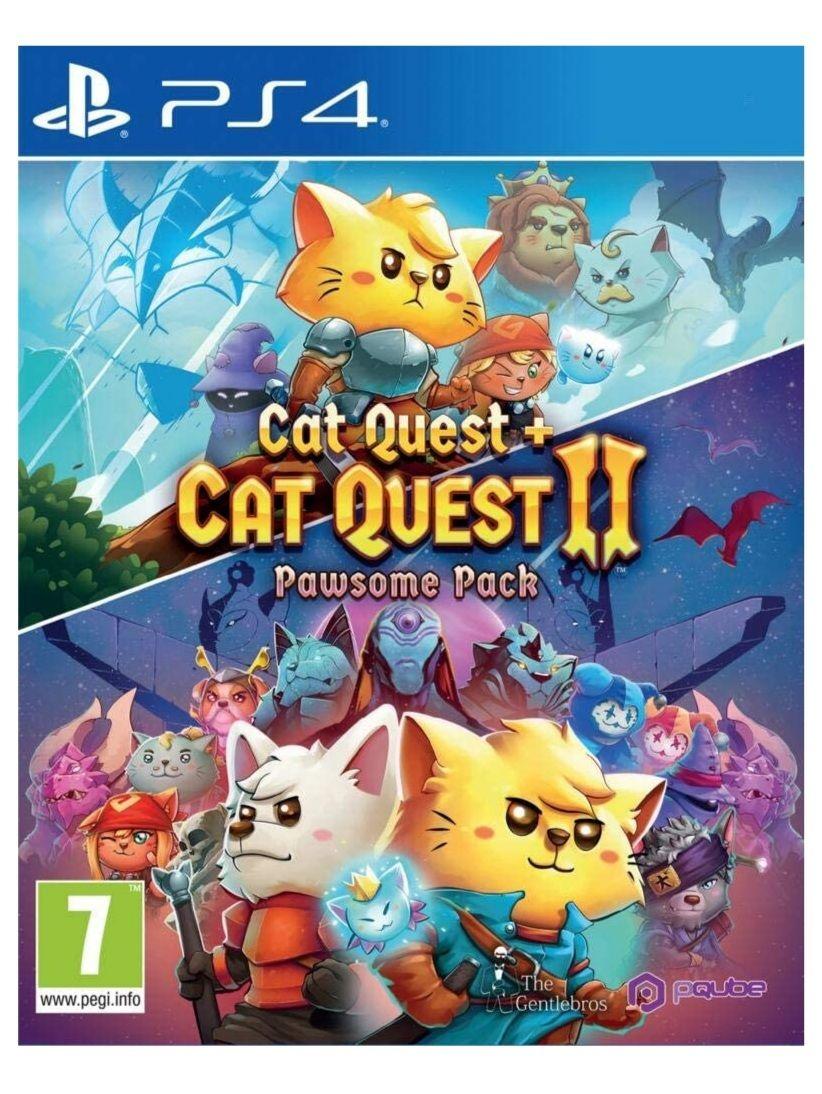 Cat Quest 1 + 2 (PS4)