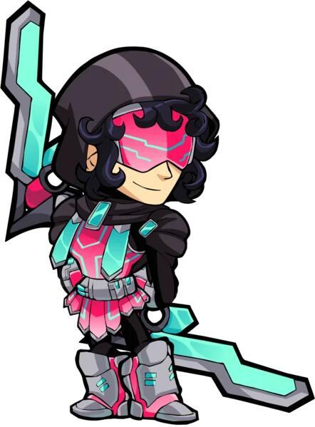"Skin gratis personaje ""Diana"" para Brawhalla en PC/Xbox/PS/Switch/Android al registrarte en SteelSeries"