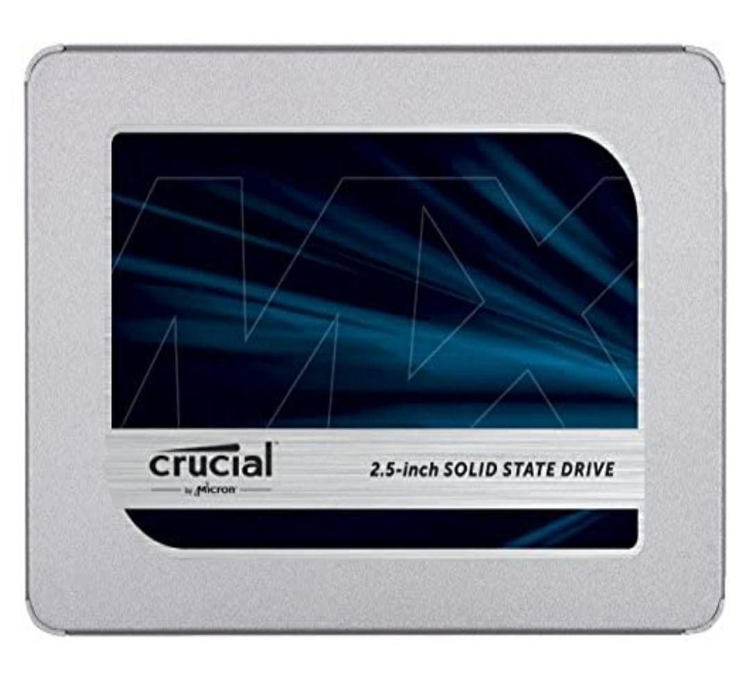 SSD Crucial MX500 1TB (Envío e impuestos incluidos)