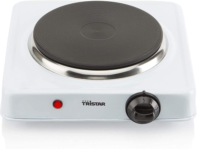 Placa de cocción con termostato, diámetro de 15 cm hornillo eléctrico