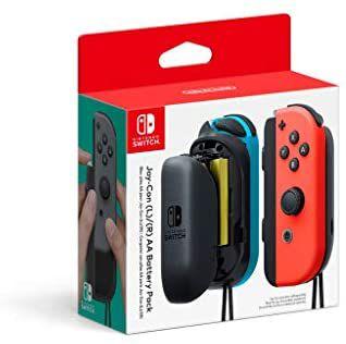 REACO Nintendo - Cargador para Joy-con con Pilas AA Switch (Como nuevo)