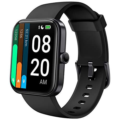 "Smartwatch, 1.69"" Reloj Inteligente Unisex con Alexa Integrada"