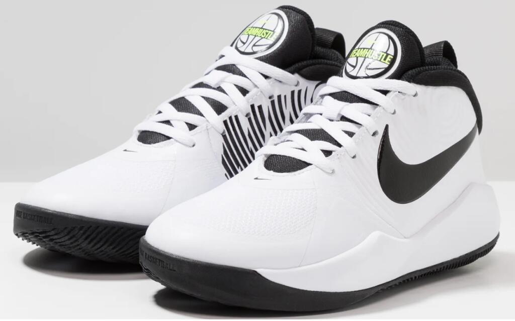 TALLAS 28, 28.5, 29.5, 31.5 y 33 - Botas de Basket para Peques Nike Team Hustle D9
