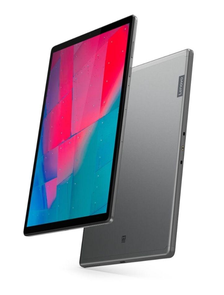 "Tablet Lenovo M10 Full HD Plus 26,16 cm (10,3"") 64GB Wi-Fi Gris + Estación de carga"