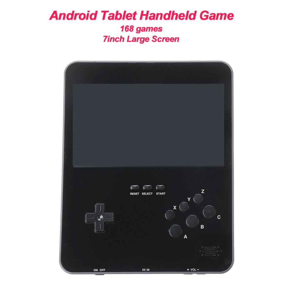 Tablet emulador de juegos clásicos de 16 bit