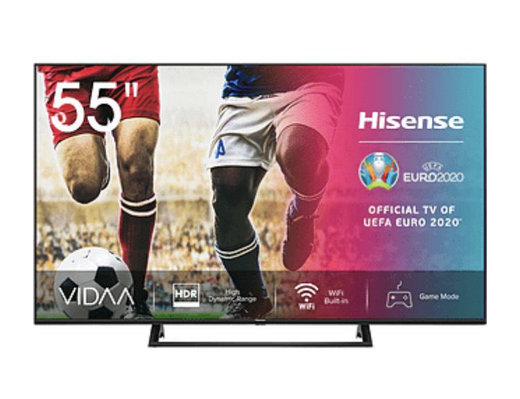 """TV LED 55"""" - Hisense 55A7300F"""