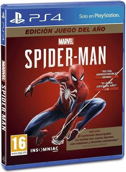 Spider-Man GOTY | 23,96€ | MediaMarkt