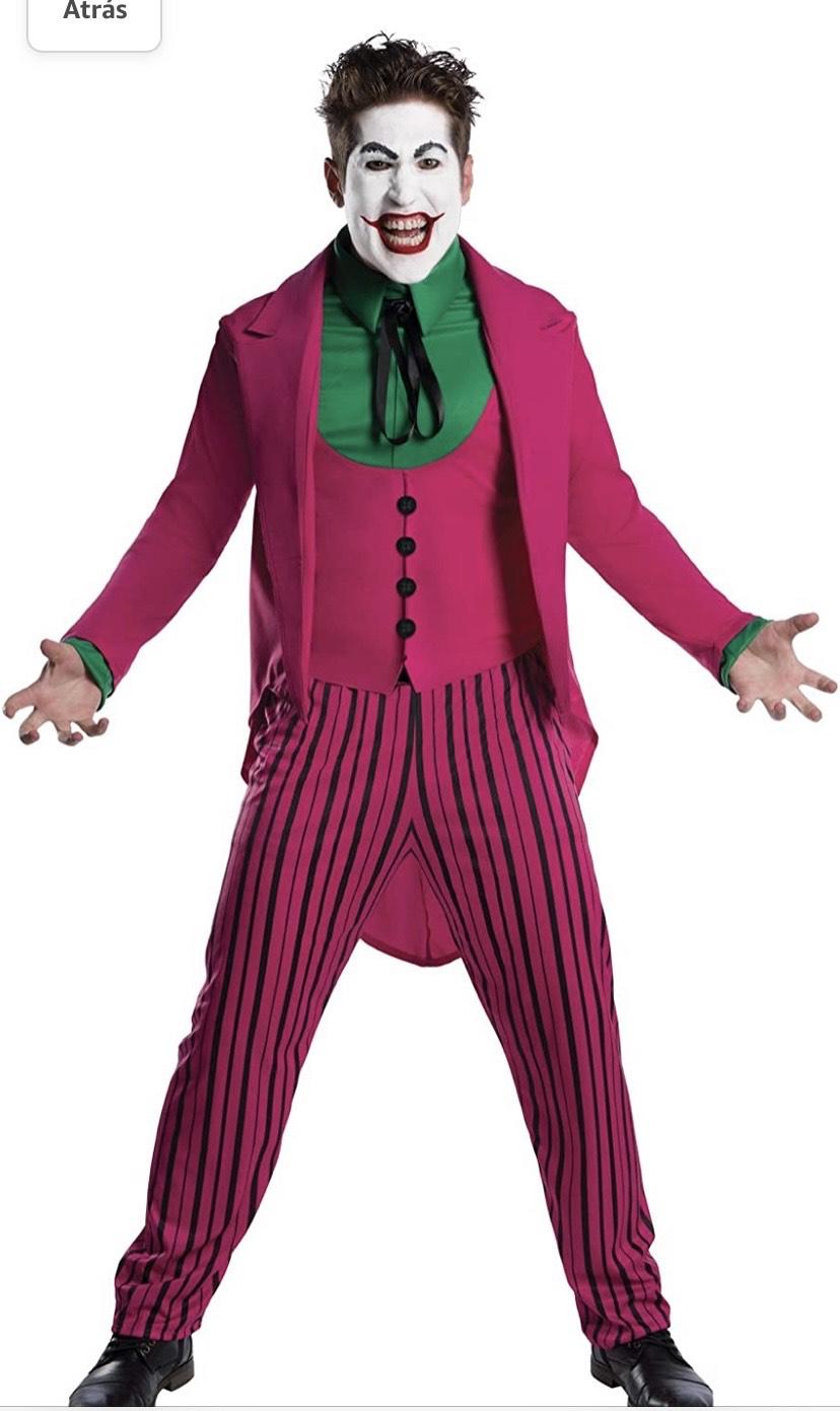 Disfraz de Rubie's- DC Comic The Joker 1966
