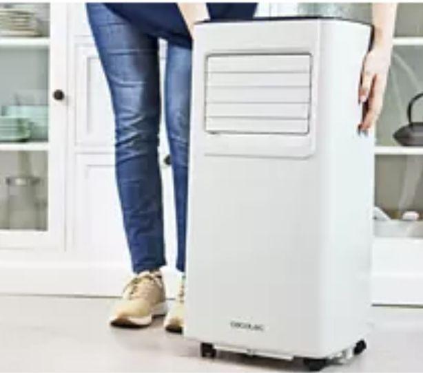 Aire acondicionado portátil - Cecotec ForceClima 7050, 3 en 1 , con kit de tubo de ventana incluido!!