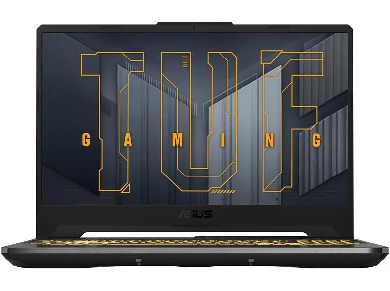 "Portátil gaming - Asus TUF Gaming A15 FA506QM-HN005, 15.6"", 5800H, 16 GB RAM, 1 TB SSD, RTX 3060, FreeDOS"