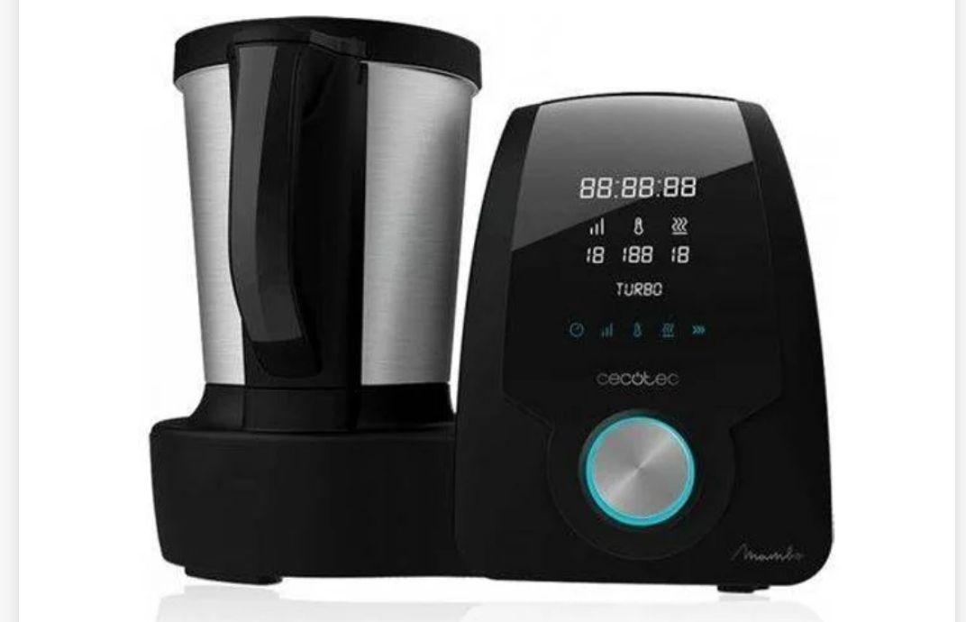 Robot de cocina CECOTEC 6090 Mambo Black