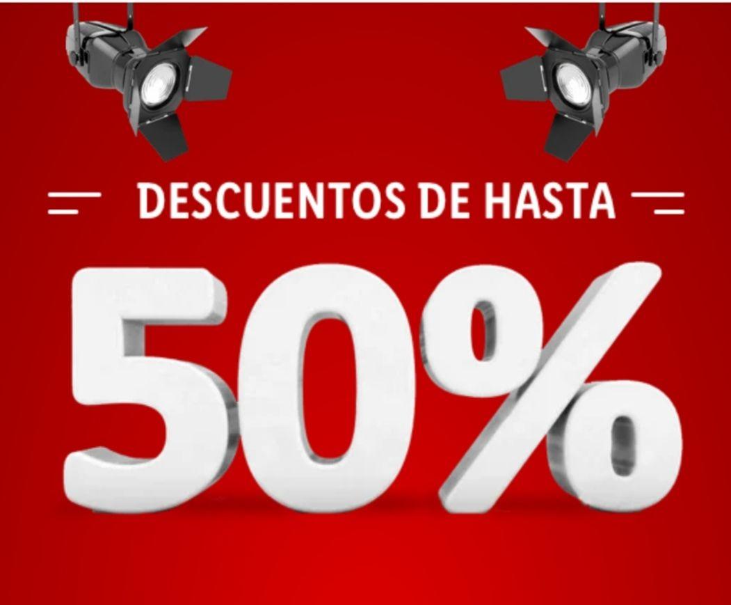 Zona Outlet en Lidl online con hasta 50% de descuento