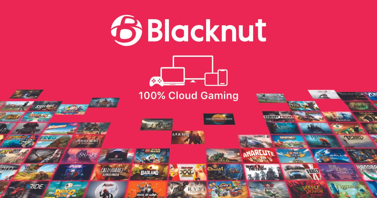 Blacknut a mitad de precio durante 3 meses (servicio con +500 juegos en la nube)