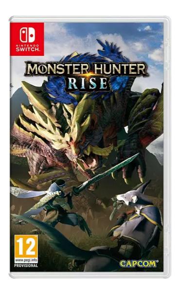 Monster hunter rise Nintendo Switch a 41€