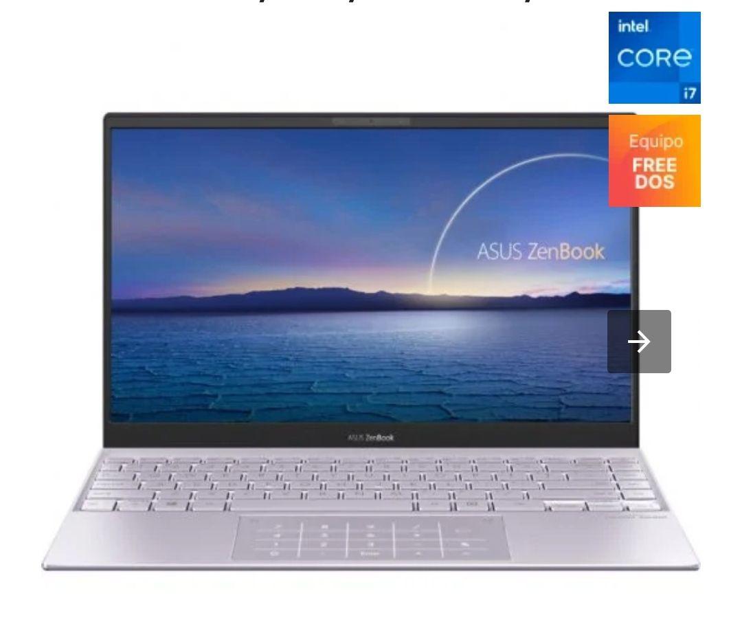 """Asus ZenBook 13 UX325EA-EG247 Intel Core i7-1165G7/16GB/512GB SSD/13.3"""""""
