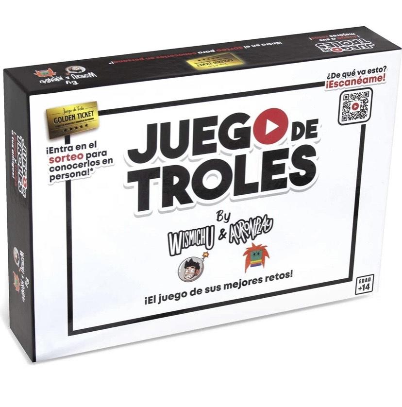 IMC Toys - Juego de Troles
