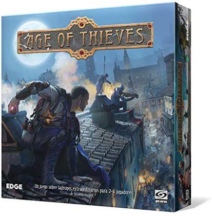 Edge Entertainment- Age of Thieves - Español