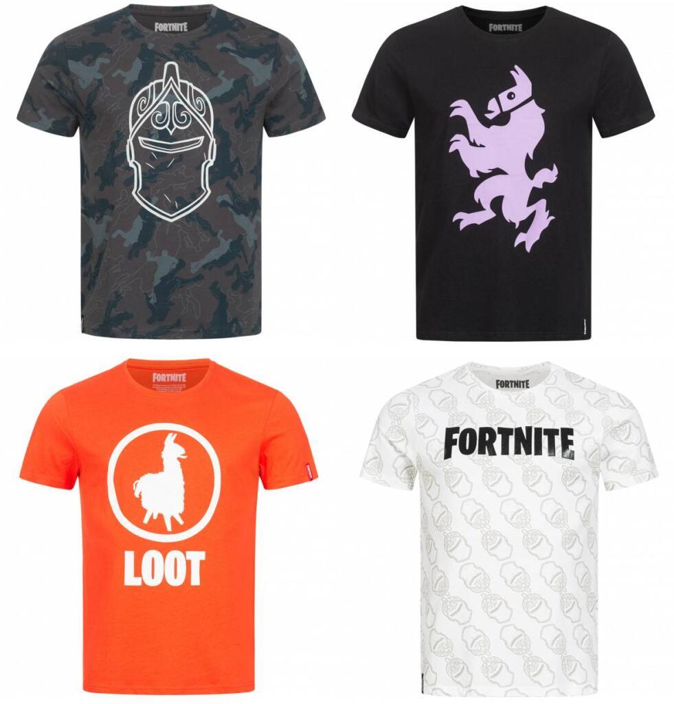 Camisetas Fortnite para adultos por 4.99€