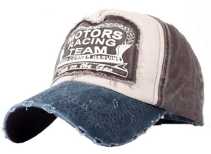 Gorra de béisbol algodón Mezclado