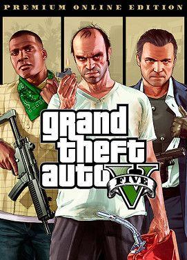GTA V: premium edition para PC por 9,89