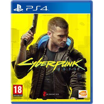 Cyberpunk 2077 Edición Day One PS4 (Precio para Socios FNAC)