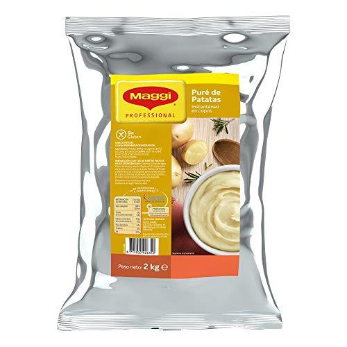 Maggi Puré de patatas en copos - puré cremoso y suave - 2 kg