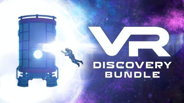 VR Discovery Bundle - Juegos de Steam desde 0.99