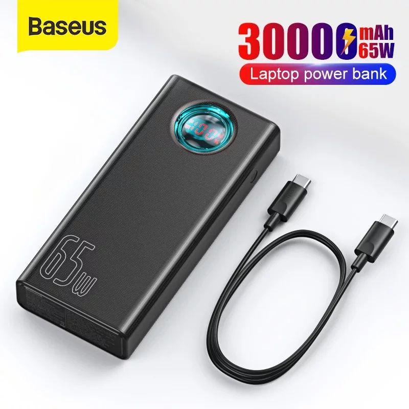 Power bank Baseus PD 65w 30.000mah