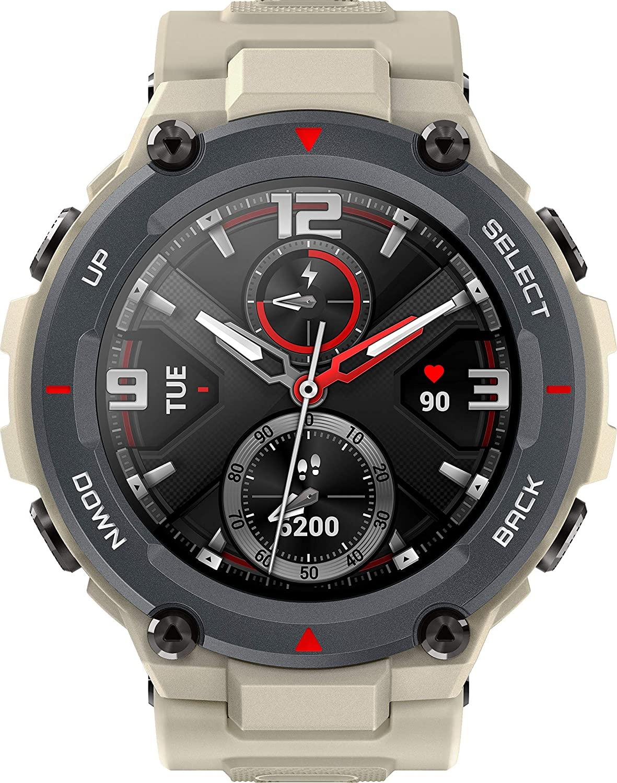 Smartwatch Amazfit T-Rex solo 73.5€ [Al Tramitar]
