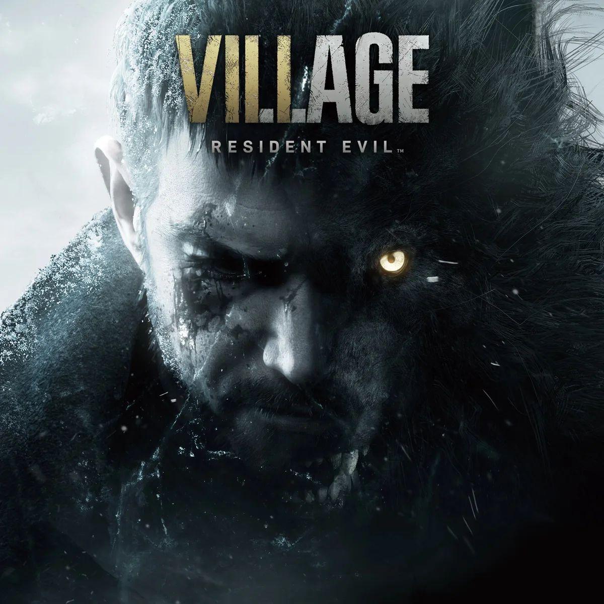 Resident Evil Village edición lenticular- PS4 PS5 Xbox