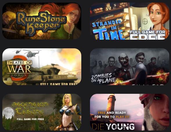 14 Juegos GRATIS para PC