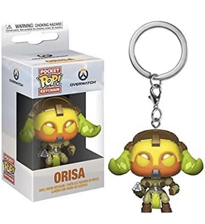 Pop! Overwatch - Keychain Orisa