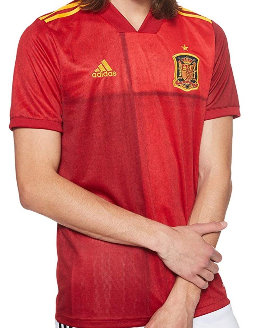 Camiseta adidas Selección Española Temporada 2020/21