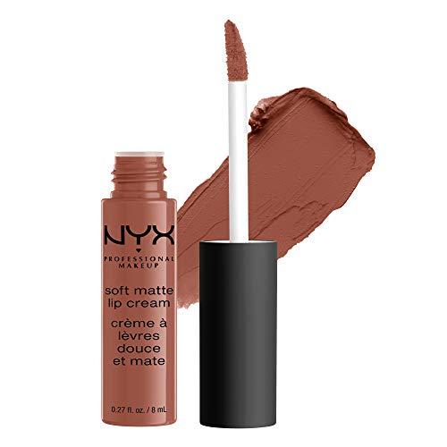 NYX Professional Makeup Pintalabios Soft Matte Lip Cream