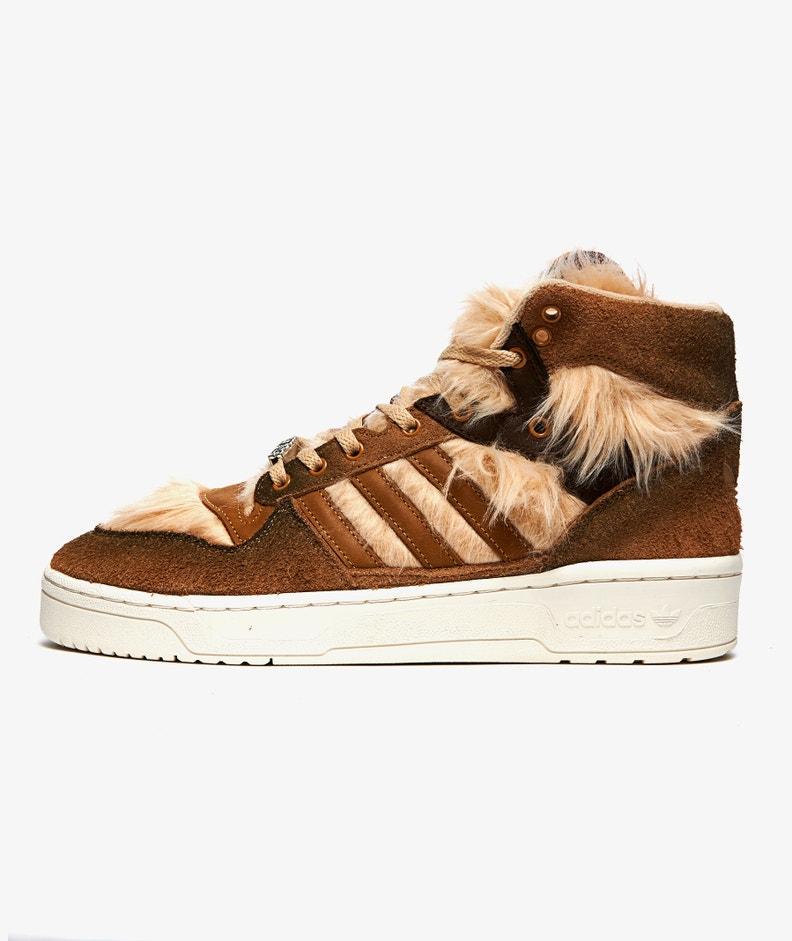 Adidas Rivalry Hi Star x Star Wars 'Chewbacca' Tallas de la 40 a 45