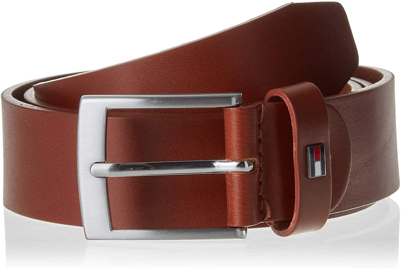 Cinturón Tommy Hilfiger T80 piel