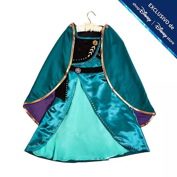 Disfraz infantil Reina Anna, Frozen 2 - ShopDisney