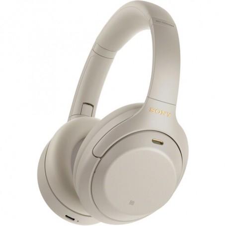Auriculares inalámbricos Sony WH1000XM4 - Plata