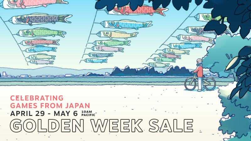 STEAM Golden Week 2021