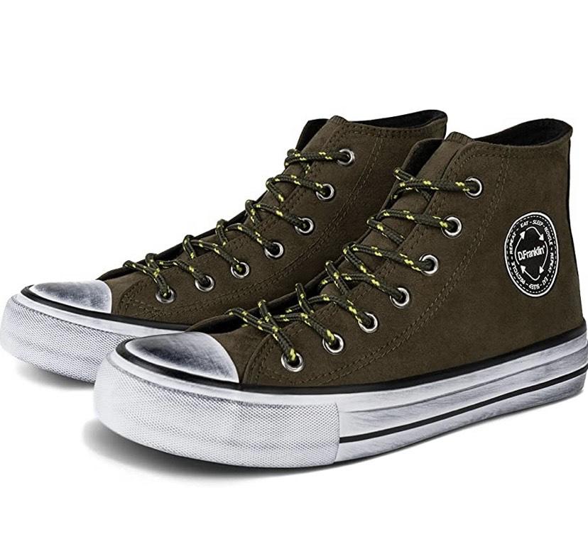 Talla 39 zapatillas altas D.Franklin One Way