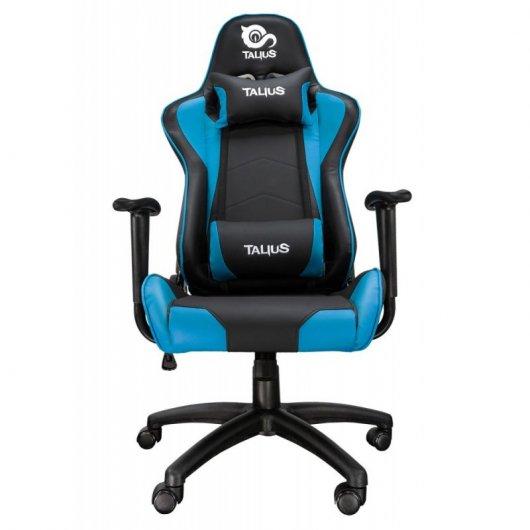 Talius Gecko Silla Gaming Negra/Azul