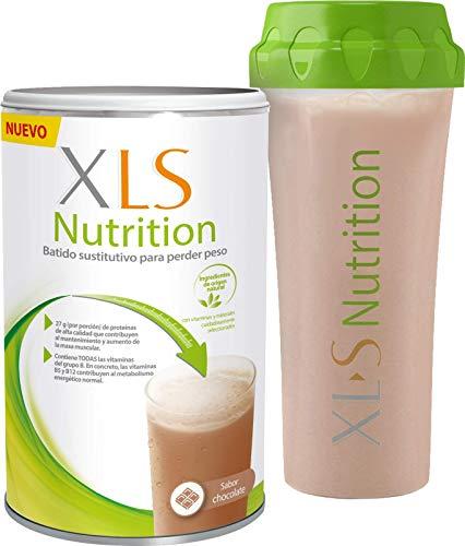 XLS Nutrition + Shaker de regalo - Batido sustitutivo de comidas - 400 g