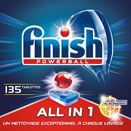 Pastillas Finish Powerball 135