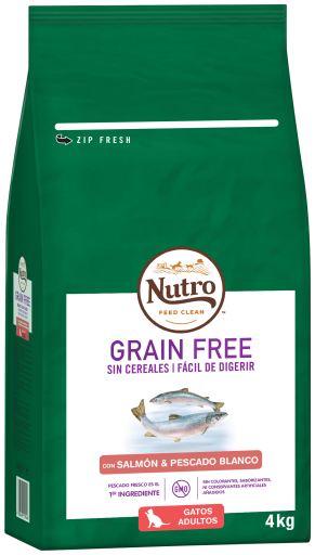 Comida seca NUTRO para gatos. (Más ofertas Nutro en la web)
