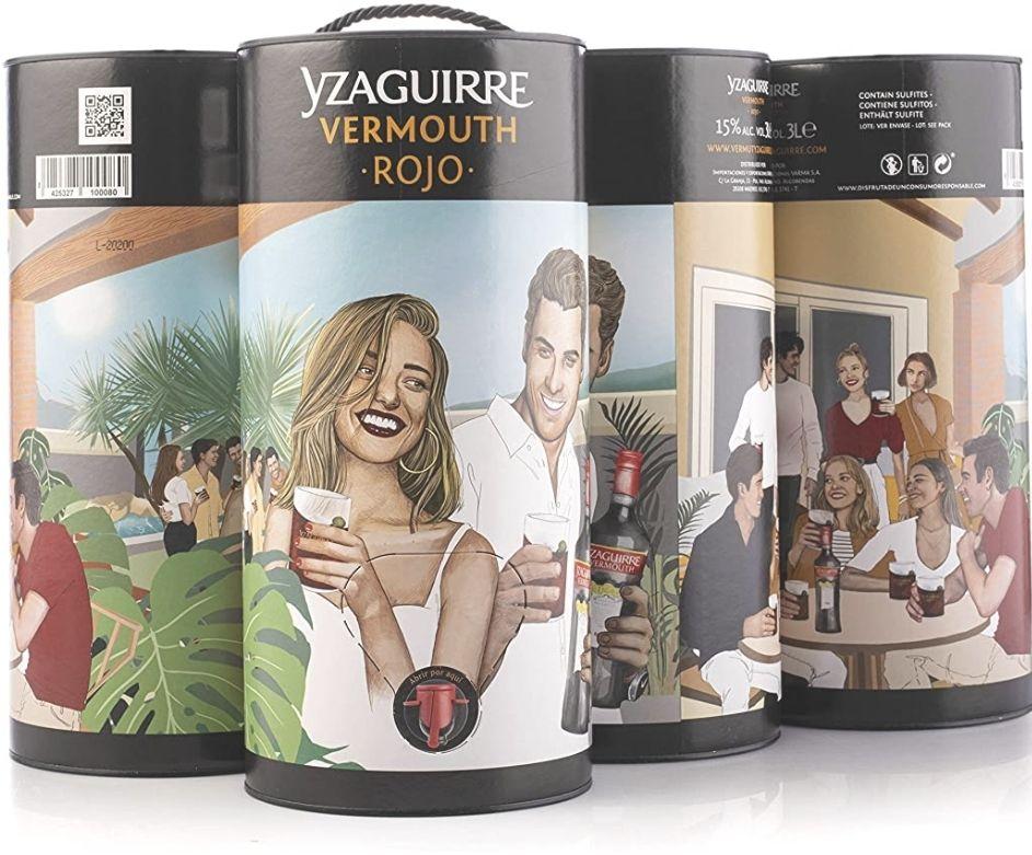 Yzaguirre Vermouth 3000ml